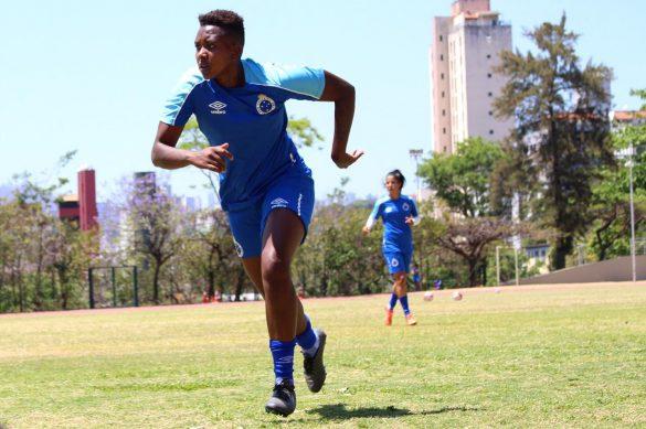 Aline Rosa - Reforço do Cruzeiro