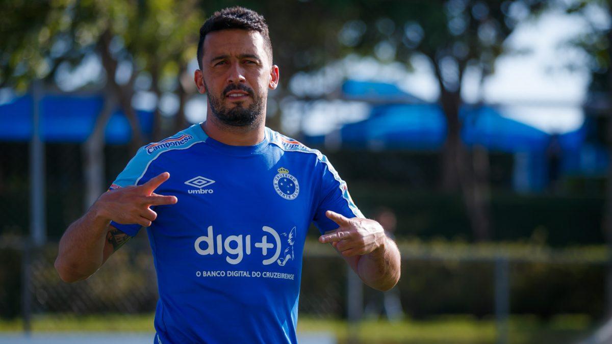 Com boas apresentações sob o comando de Abel, Edilson afirma estar bem preparado para o difícil compromisso em Curitiba
