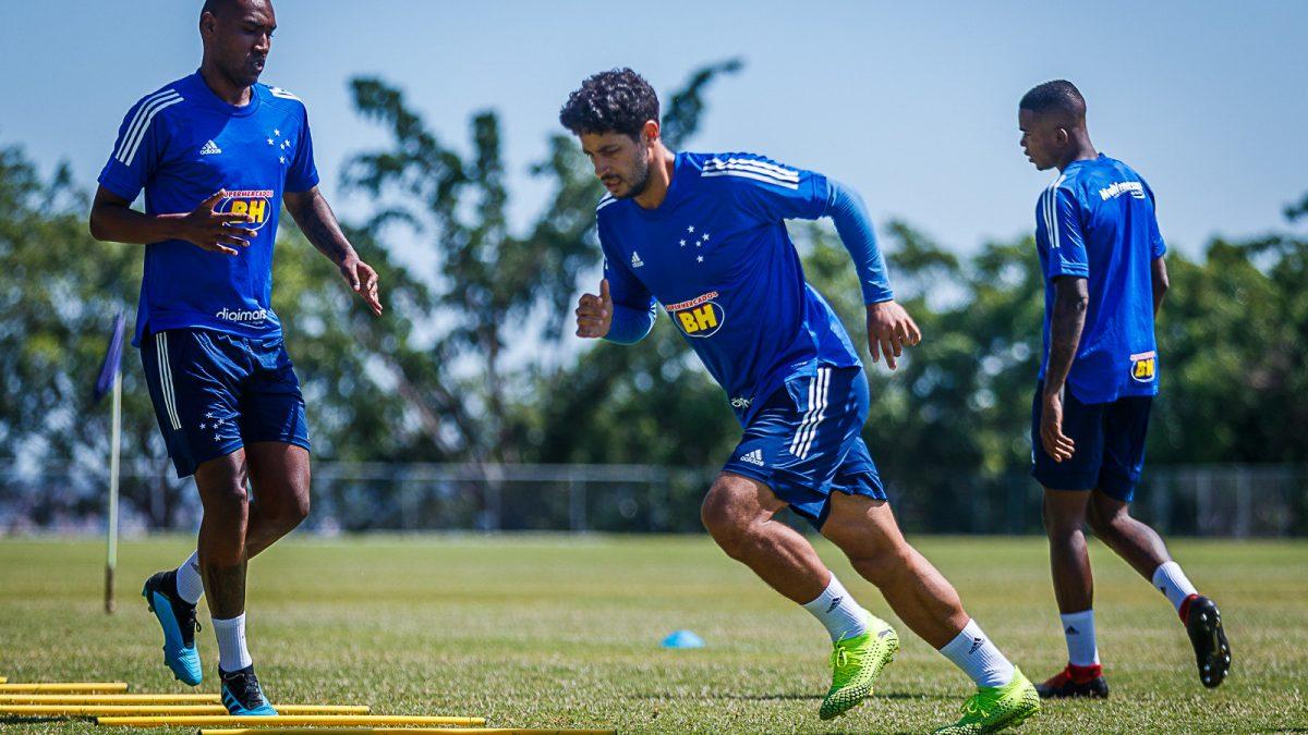 De olho no inícia da temporada, Cruzeiro fará jogo-treino contra Guarani