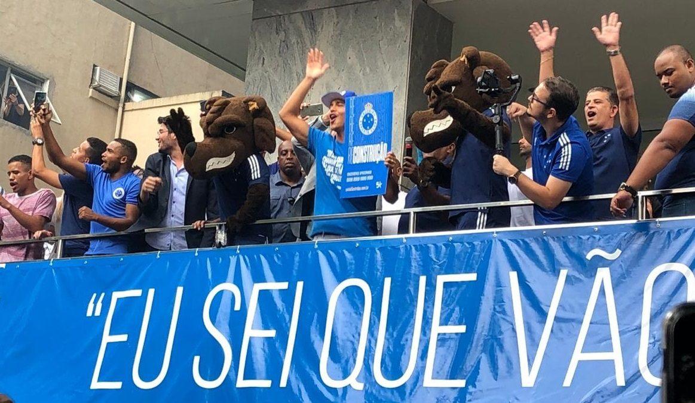 Marcelo Moreno se declara para o Cruzeiro