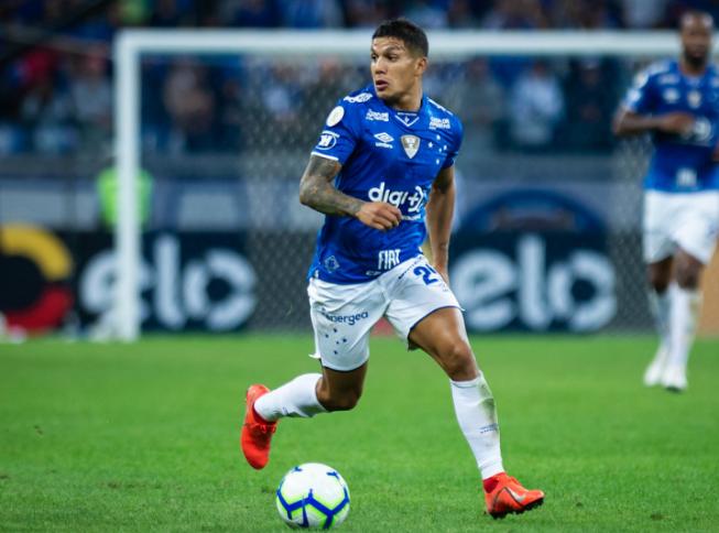 Cruzeiro oferta dinheiro para ter Lucas Romero por empréstimo