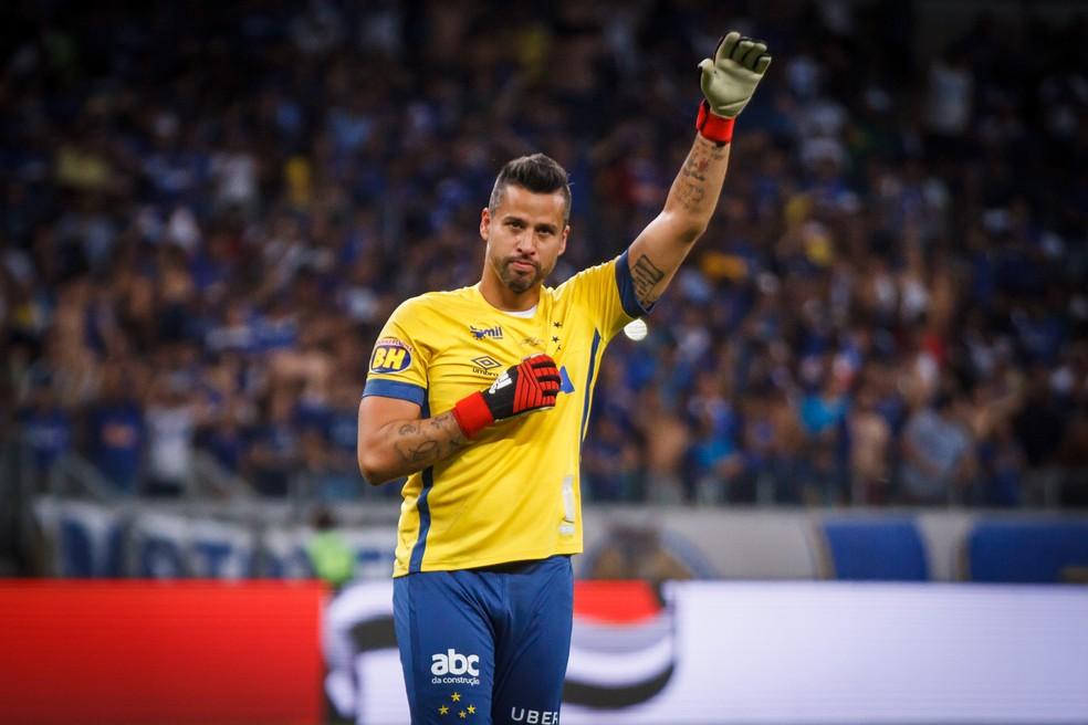 Presidente mira renovação com Fábio para centenário do Cruzeiro